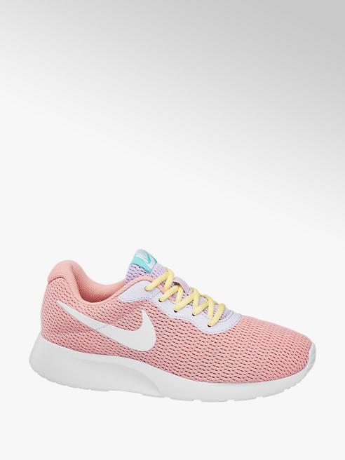 NIKE różowo-białe sneakersy damskie Nike Tanjun