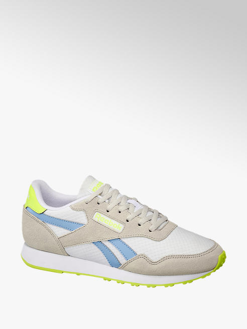 Reebok szaro-neonowe sneakersy damskie Reebok Ultra