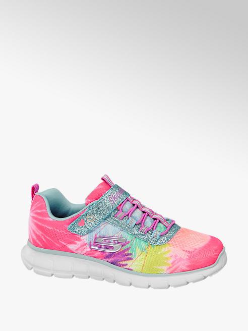 Skechers tęczowe sneakersy dziewczęce Skechers