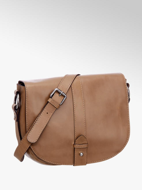 5th Avenue Leather Satchel Bag
