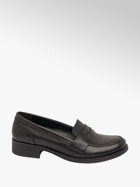 5th Avenue Leather Loafer