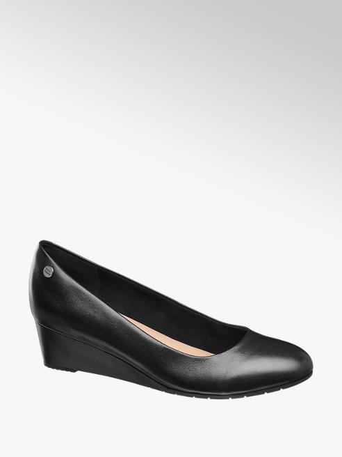 Wedge Leather Shoe