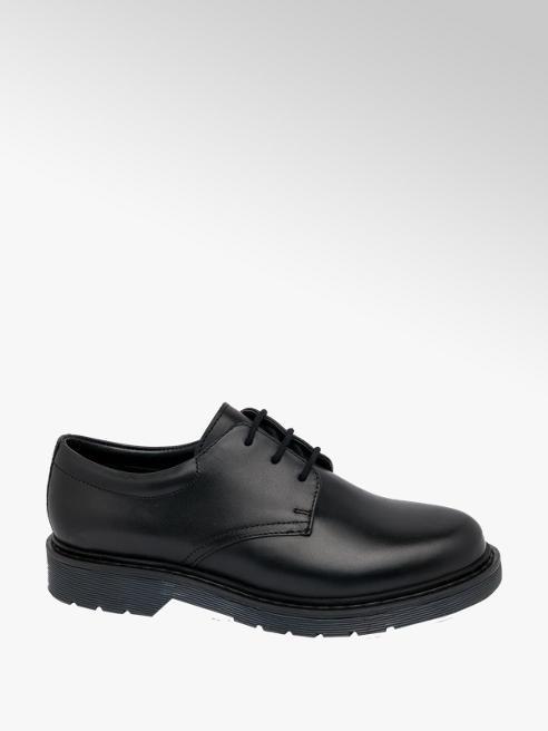 5th Avenue Ladies Leather Lace-up Shoes