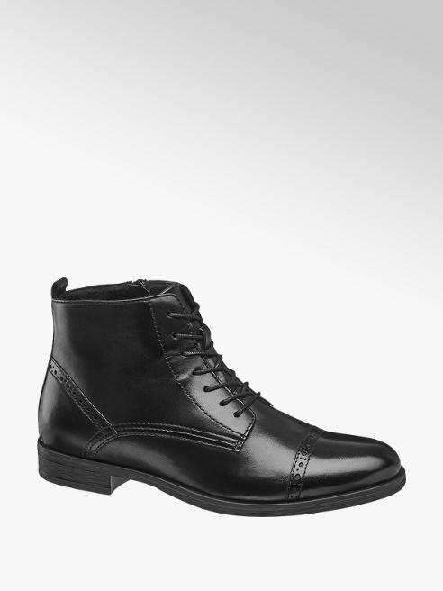 5th Avenue Leder Schnürboots