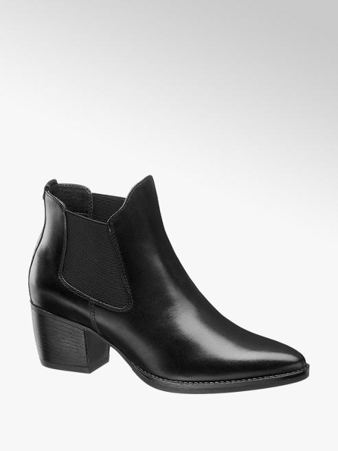 5th Avenue Leder Stiefeletten