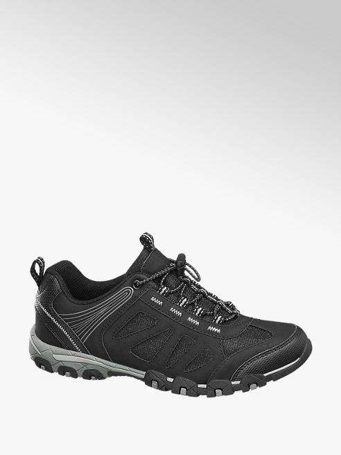 Graceland trekkingowe buty damskie Graceland w kolorze czarnym