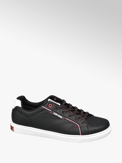 venture by Camp David Sneaker in Schwarz