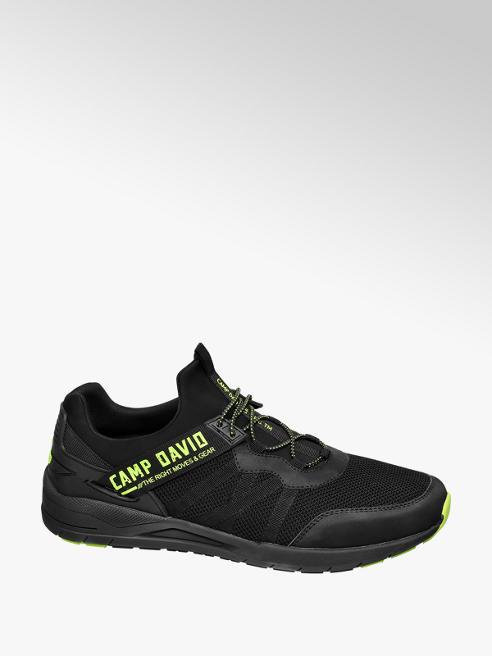 venture by Camp David Sneaker in Schwarz