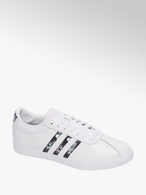 adidas Witte Court Set
