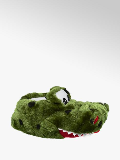 AGAXY zabawne kapcie dziecięce krokodylki