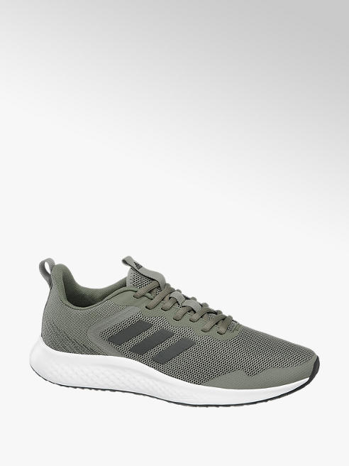 adidas zielone sneakersy męskie adidas Fluid Street