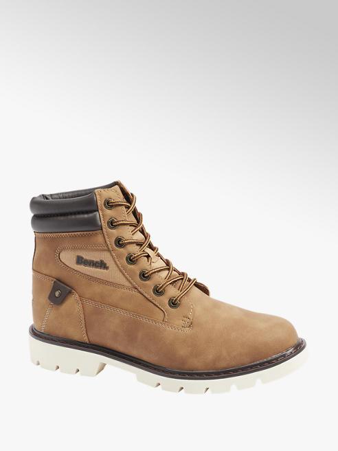 Bench zimowe buty męskie Bench z brązowym logo