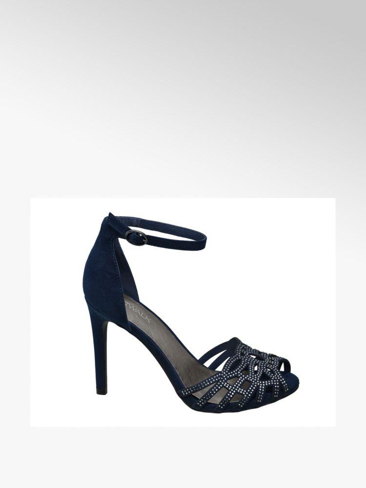 6 del cm Sandalo Party 10 Catwalk tacco Altezza gtnYOww0q