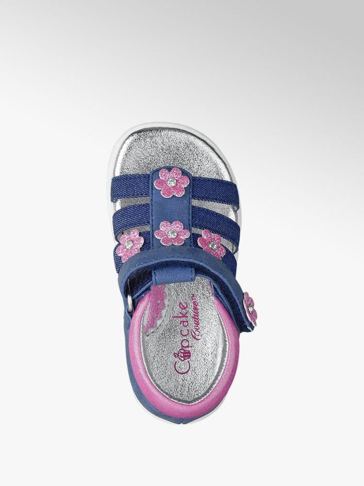 jeans Sandalo Colore Couture rosa Cupcake BaRTzq
