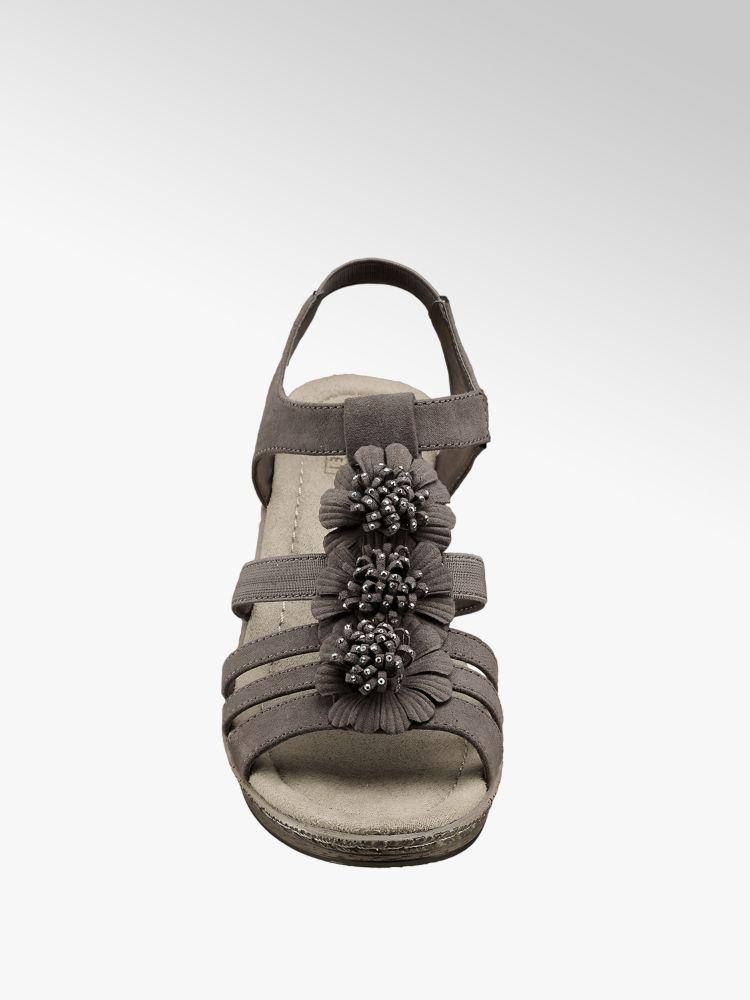 Sandaletto Colore Easy Street Street Easy grigio qwTUzSU4