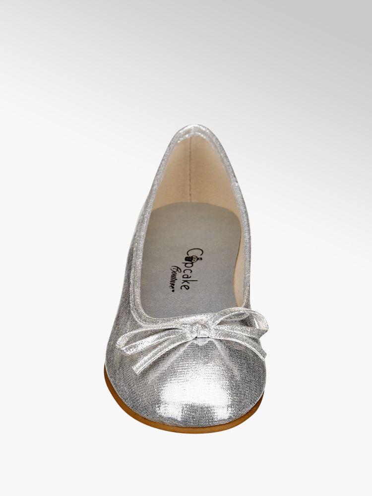 Colore argento Couture Ballerina Cupcake Cupcake Couture WIq0U0