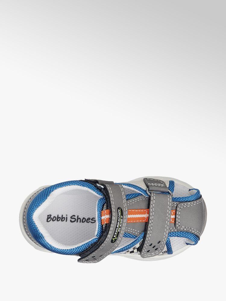 Bobbi Colore grigio blu Sandalo Shoes wgr6xqfg0
