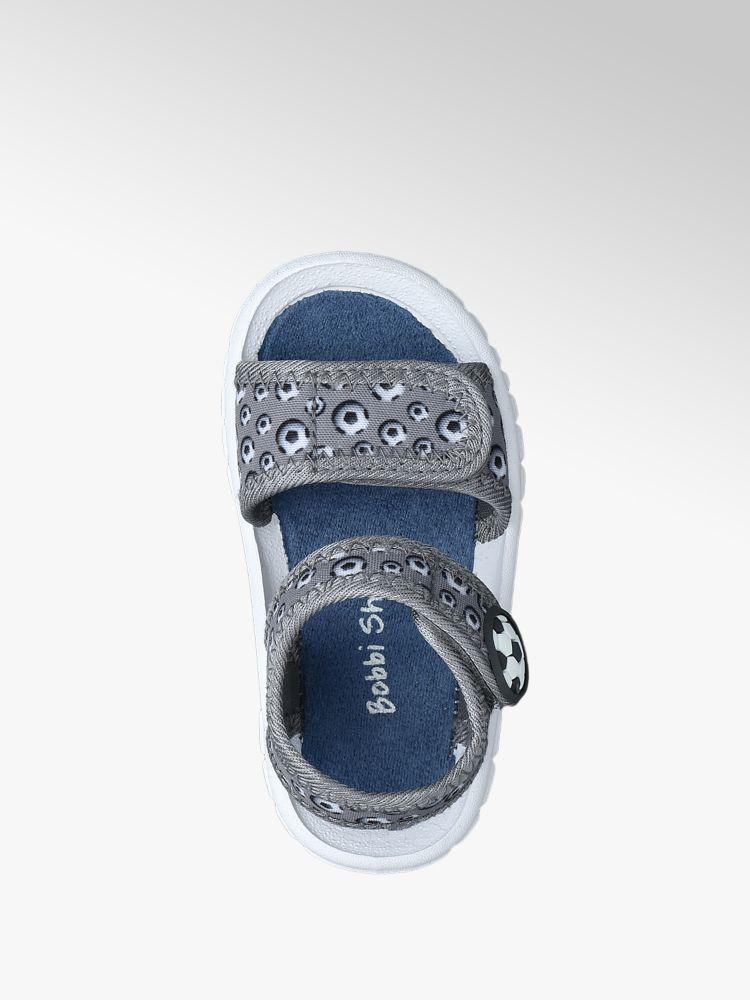 Bobbi Colore Shoes grigio bianco Sandalo 0w0rnRYx