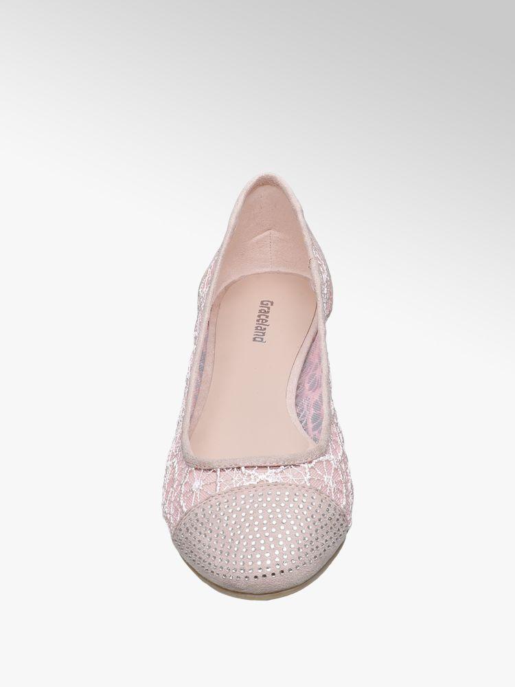 Ballerina 1 cm del Graceland Altezza tacco 0 SxBTO6d