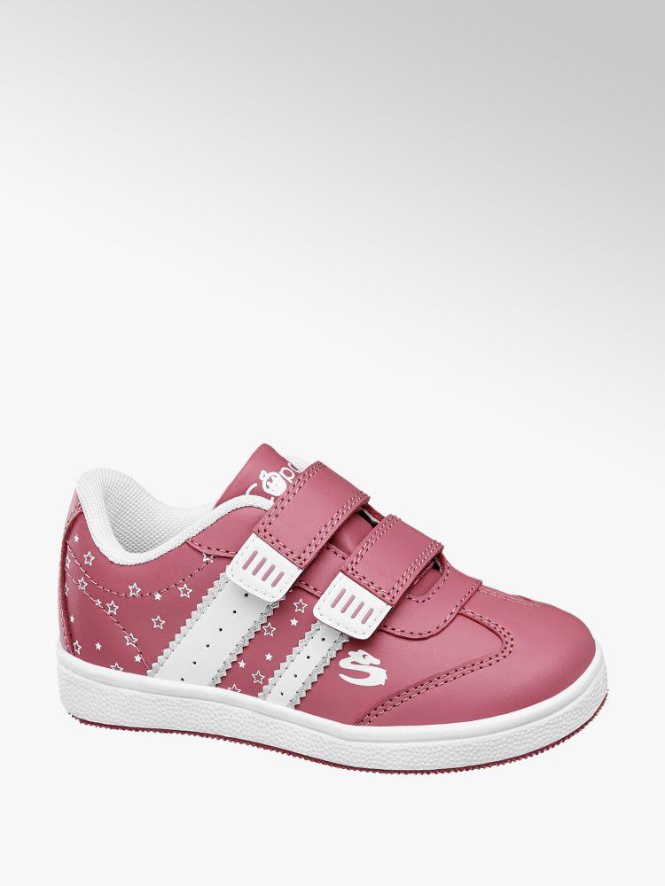 rosa Cupcake bianco Colore Sneaker Couture PqfUFS