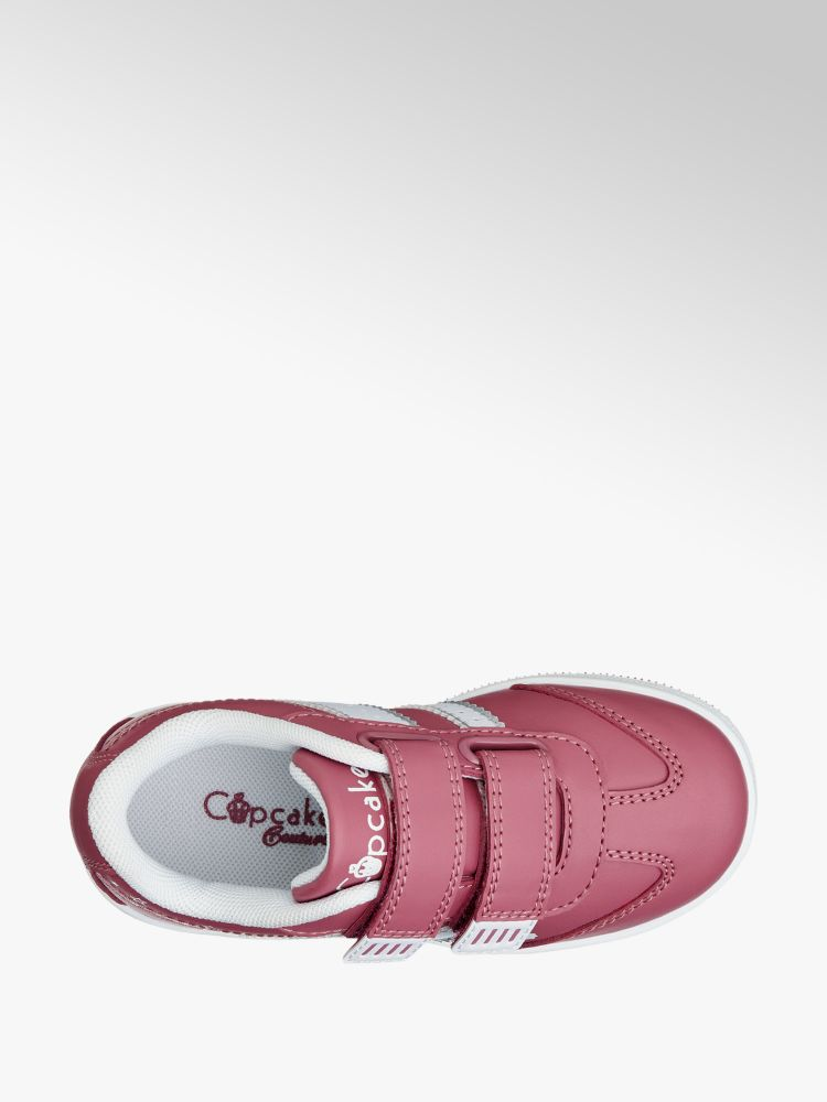 rosa Sneaker Couture bianco Cupcake Colore Xq0wpxx
