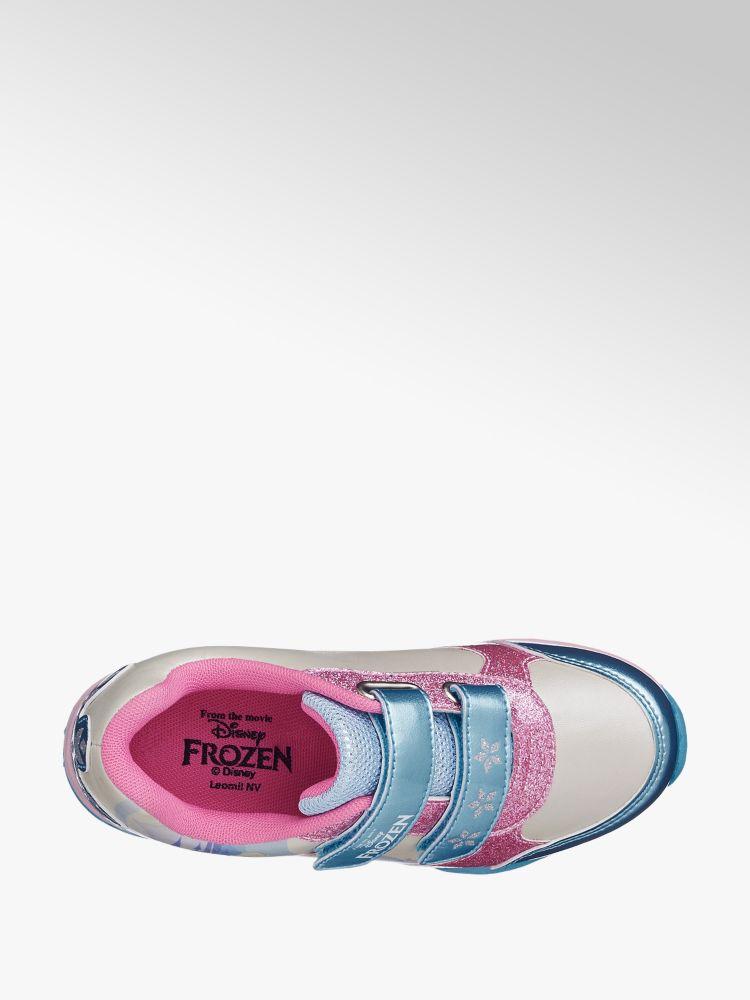 Disney Sneaker Colore chiaro Frozen azzurro r5vqYrwF