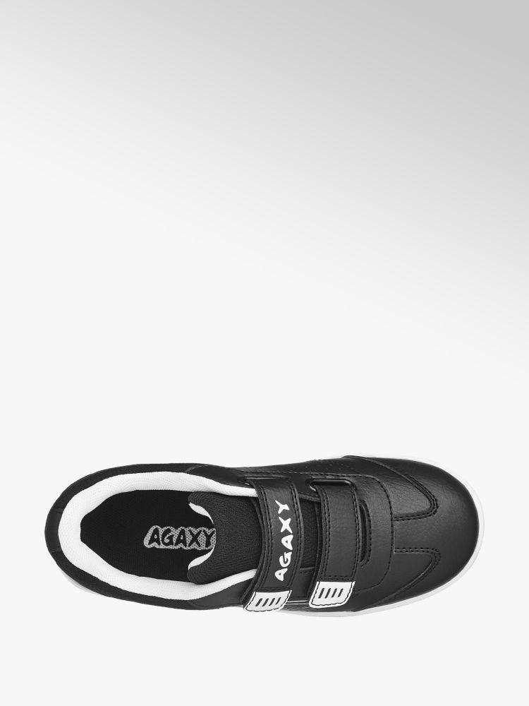 nero bianco Colore AGAXY Sneaker Sneaker AGAXY ICqXnwwH
