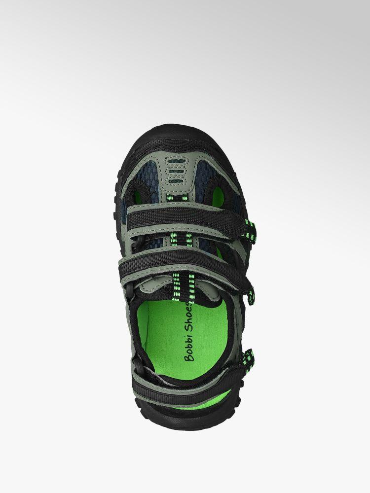 Bobbi Shoes grigio blu Colore Sandalo verde RRrwgz7qpW