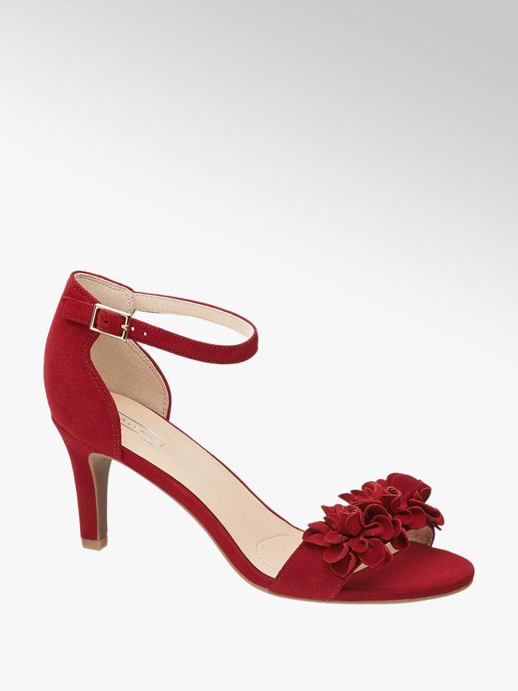 Sandalo 5th rosso 7 del Avenue 6 cm Altezza tacco AxwqOx
