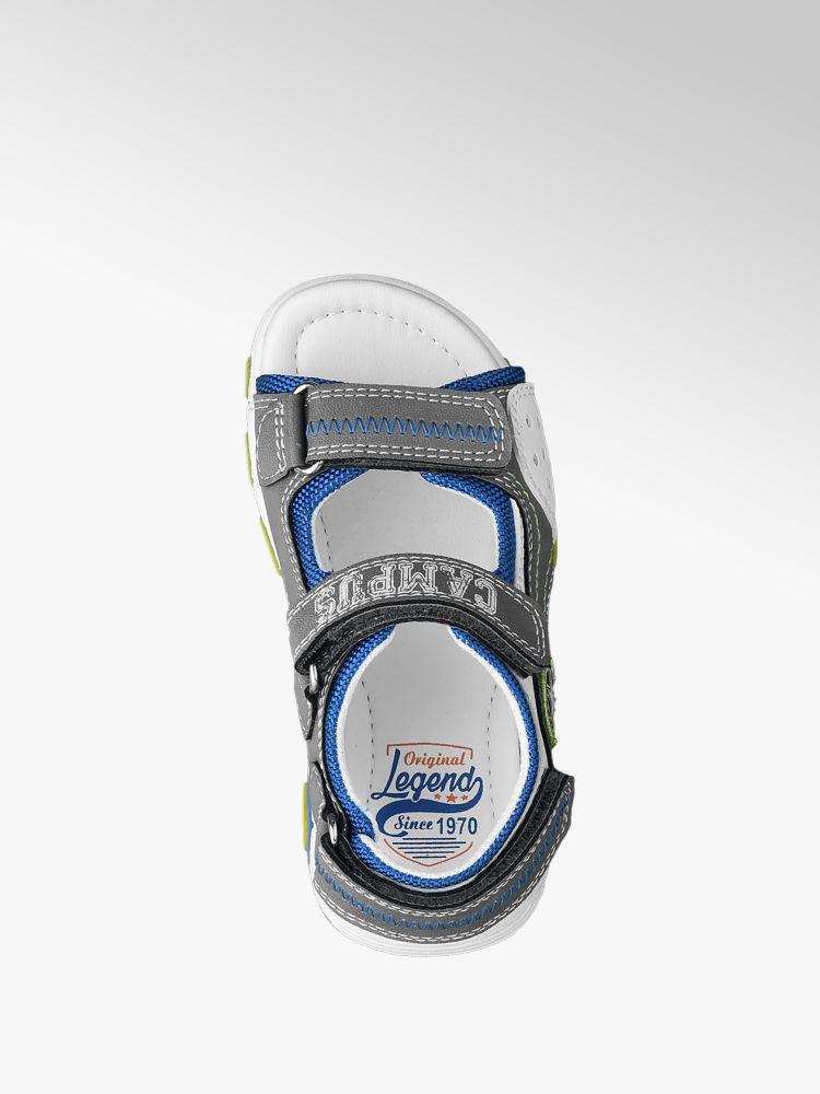 Colore Shoes Sandalo blu Bobbi grigio FgqwWa7