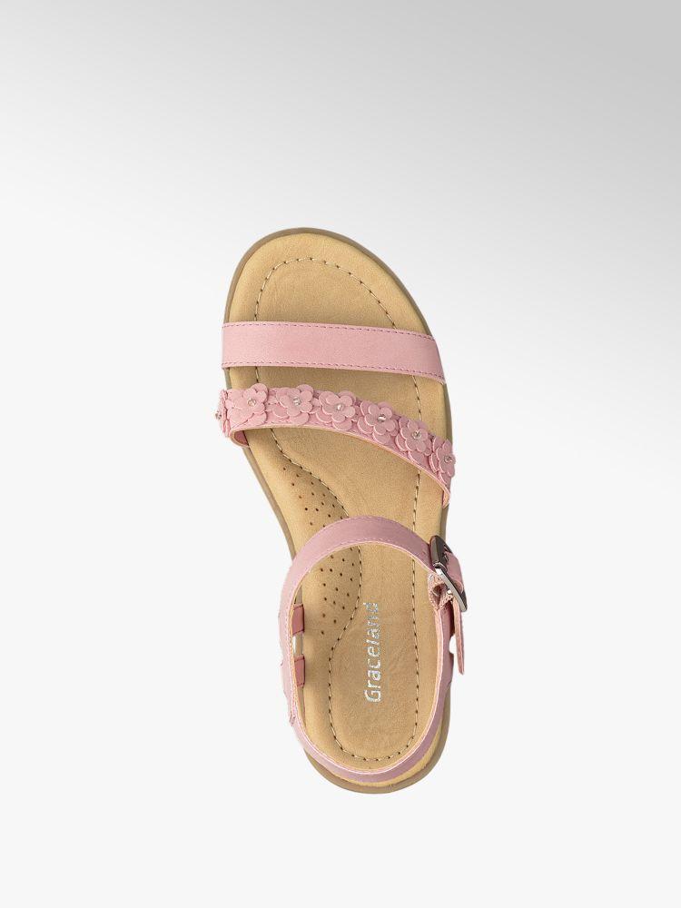 Sandalo intenso Colore Sandalo Graceland Colore Graceland rosa PTCqwRC