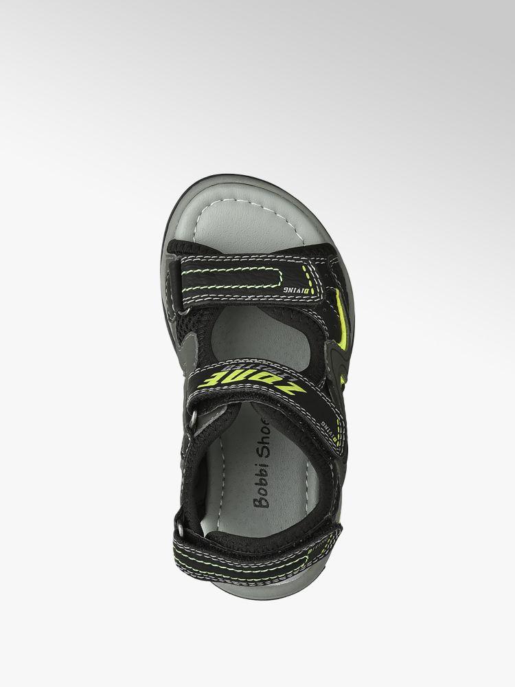 giallo nero Shoes Bobbi grigio Colore Sandalo vgUXxnqt