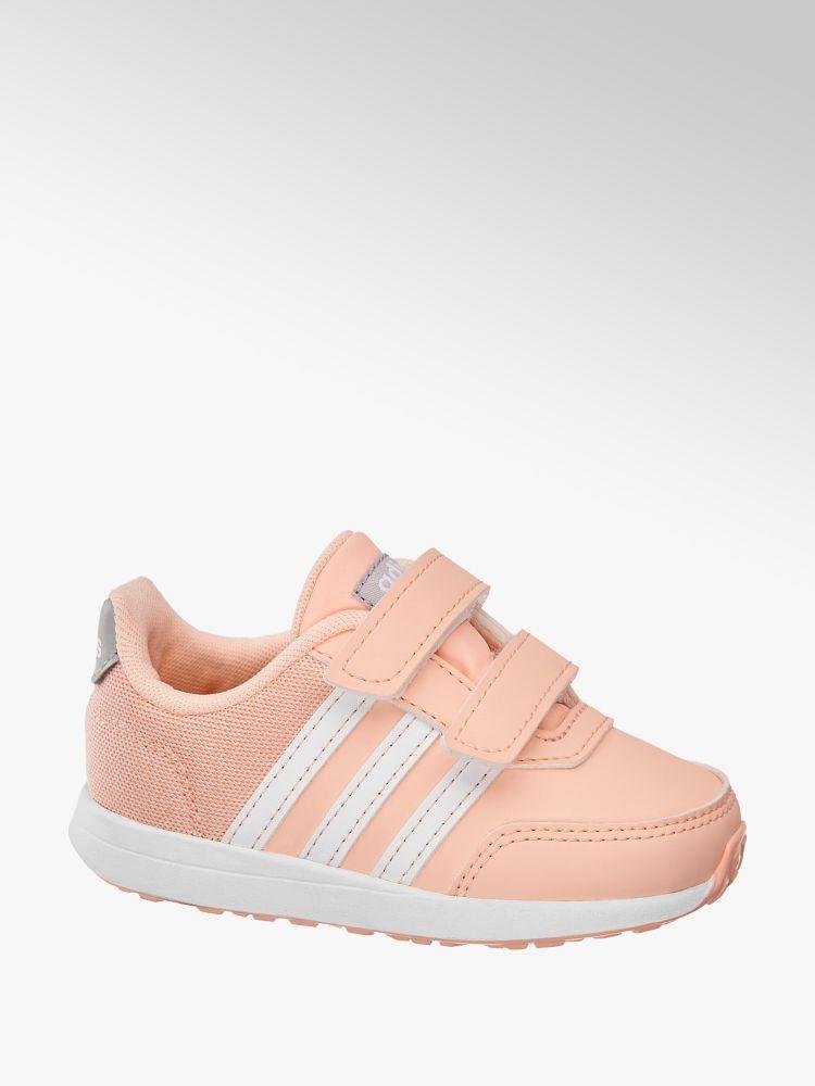 Colore adidas 2 bianco corallo SWITCH Sneaker VS xaIwqPa