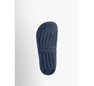 Damen Blau Slides Zu Adidas Neu Details trChQds
