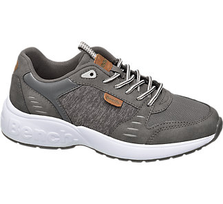 Auschecken tolle Preise Bestbewertete Mode Details about Deichmann Shoes Bench women Ladies Grey Bench Chunky Lace Up  Trainers cognac New