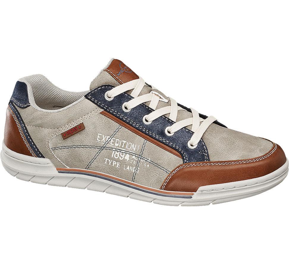 eea1f77affb4bf Memphis One Herren Sneaker beige Neu