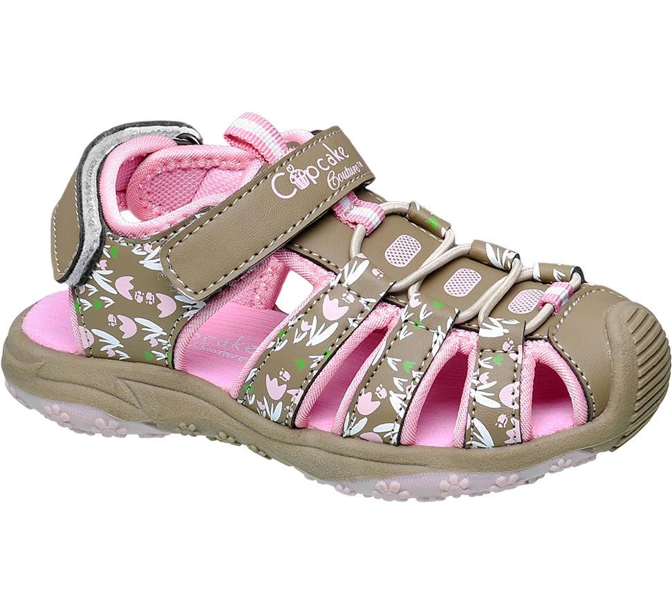 Sandale Neuebay Taupe Couture Deichmann Dqrtshc Schuhe Mädchen Cupcake b6gvYyf7
