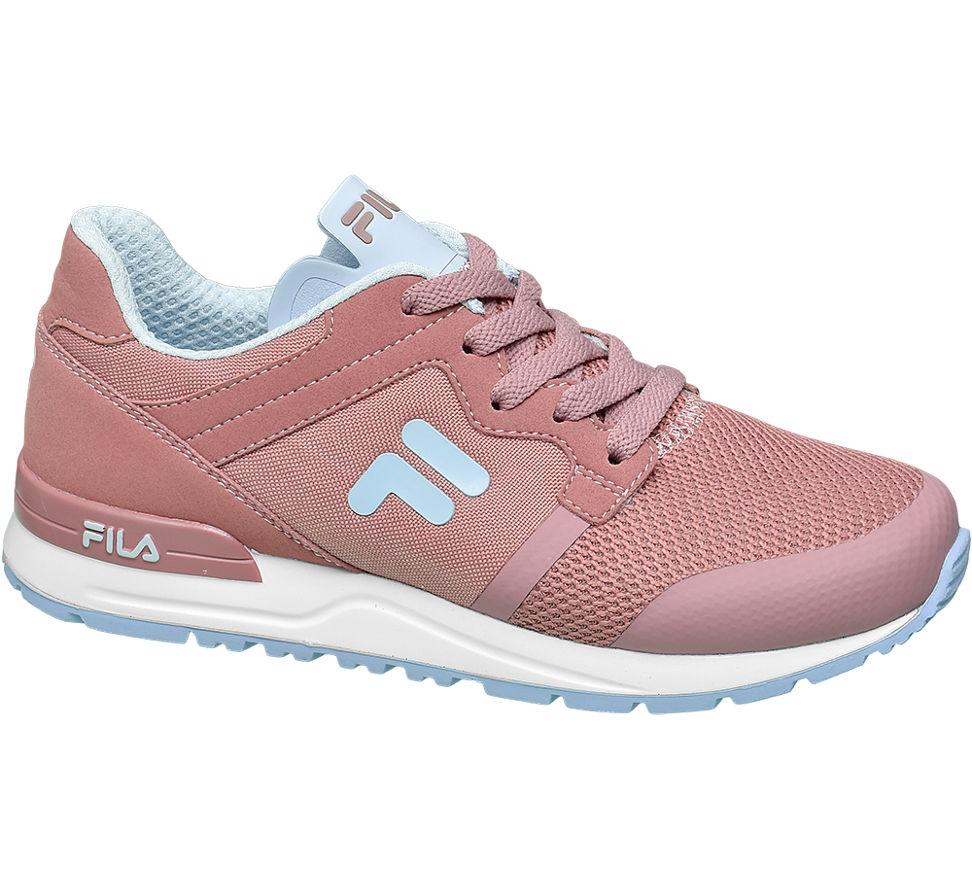 rosa Fila Deichmann NeueBay Sneaker Schuhe Damen WDI9HE2