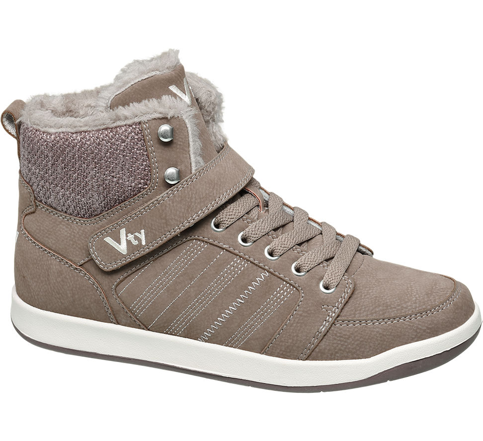 Vty Mid Cut Sneakers | DEICHMANN AT