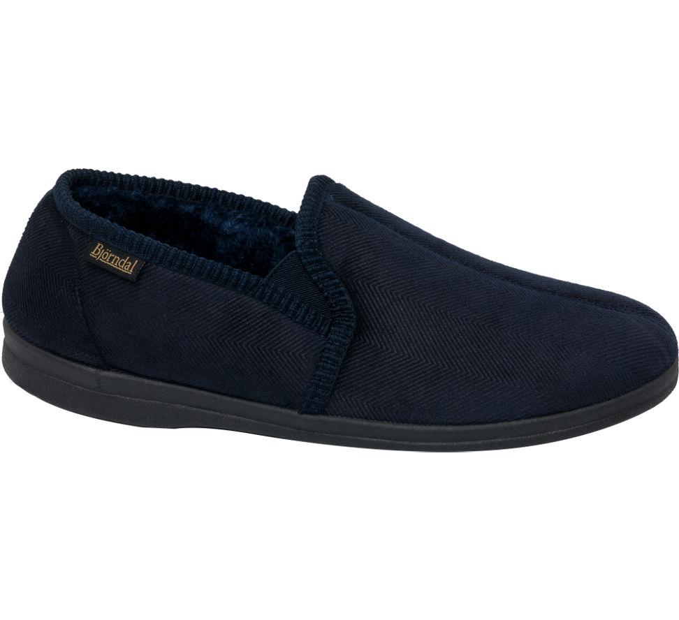 Full Blue Shoes New Mens Deichmann Slippers Men Details Björndal Zu b6vyYfg7