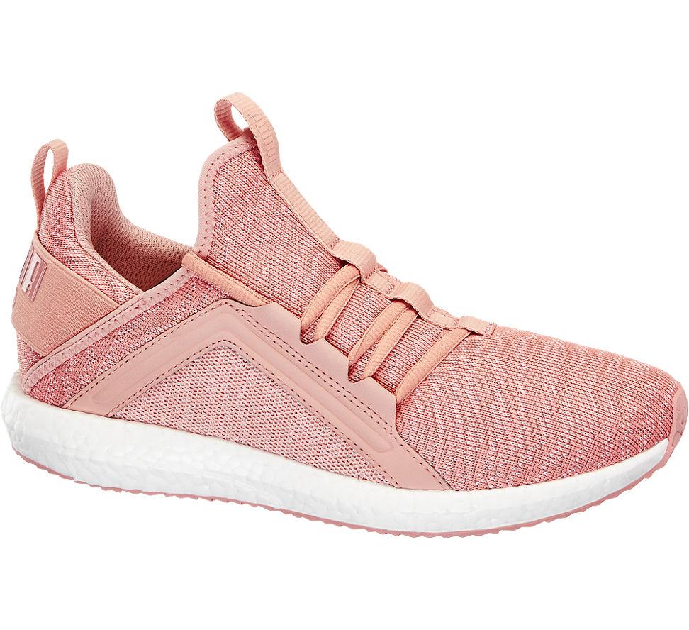 Details zu Puma Damen Sneaker MEGA NRGY ZEBRA rosa Neu