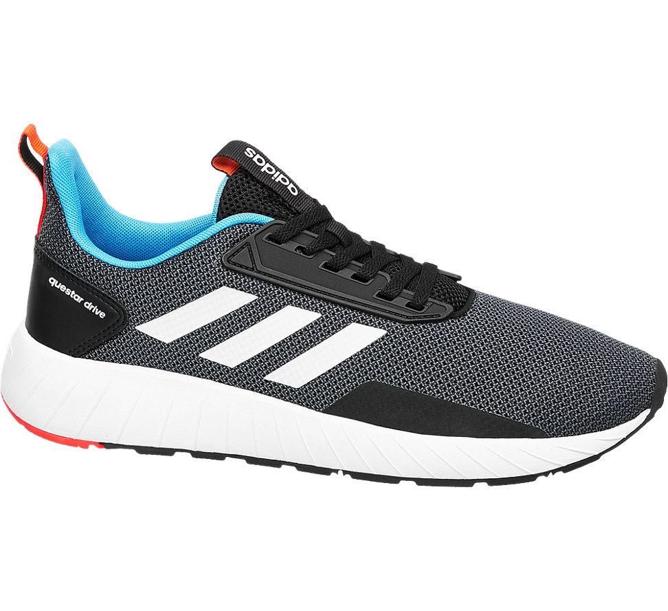 Adidas Herren Laufschuh QUESTAR DRIVE grau Neu   eBay 496a57e5b0