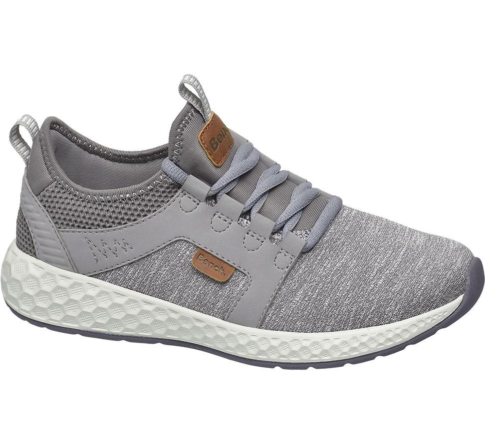 Neu Details Bench Zu Sneaker Damen Grau 0PyvwOmnN8