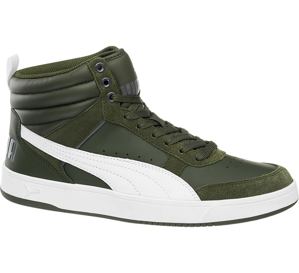 Puma Mid Cut Sneaker REBOUND STREET V2