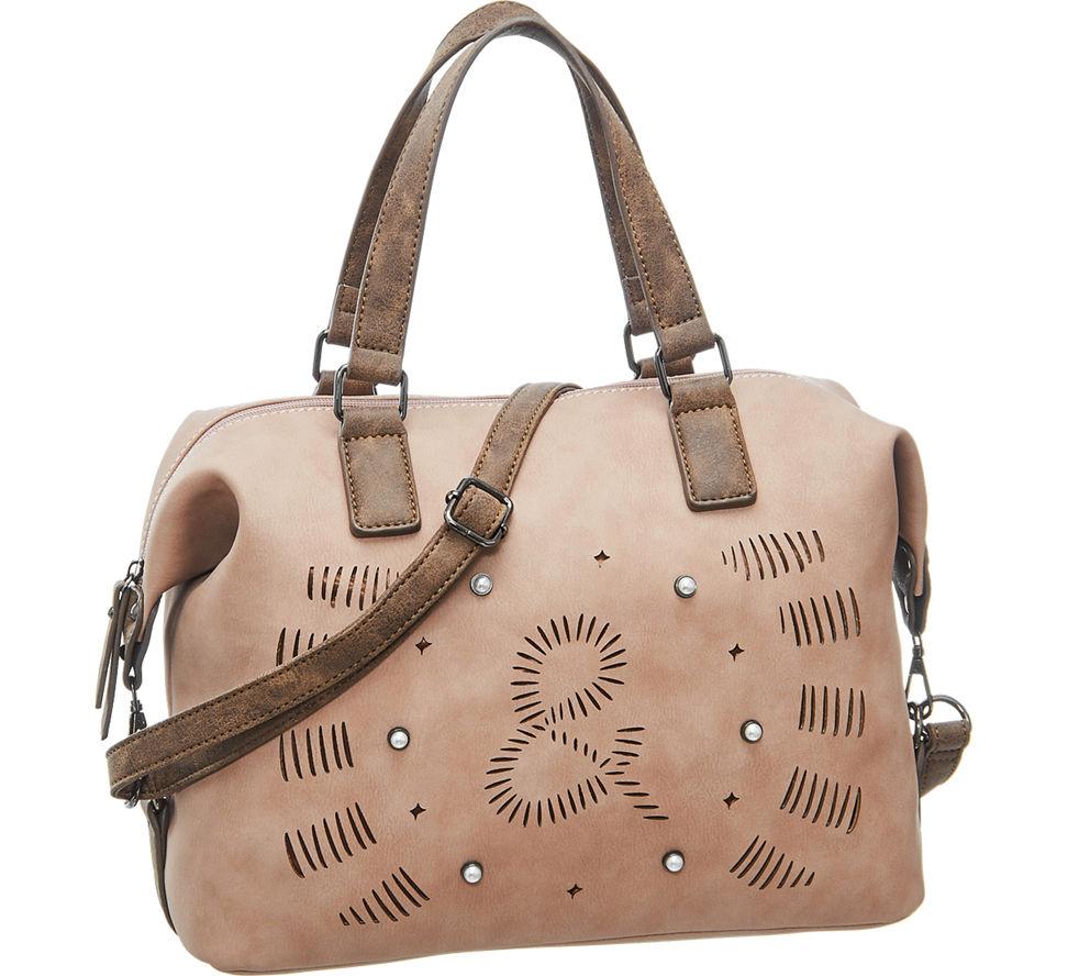 427c93e247942 Graceland Damen Handtasche rosa Neu