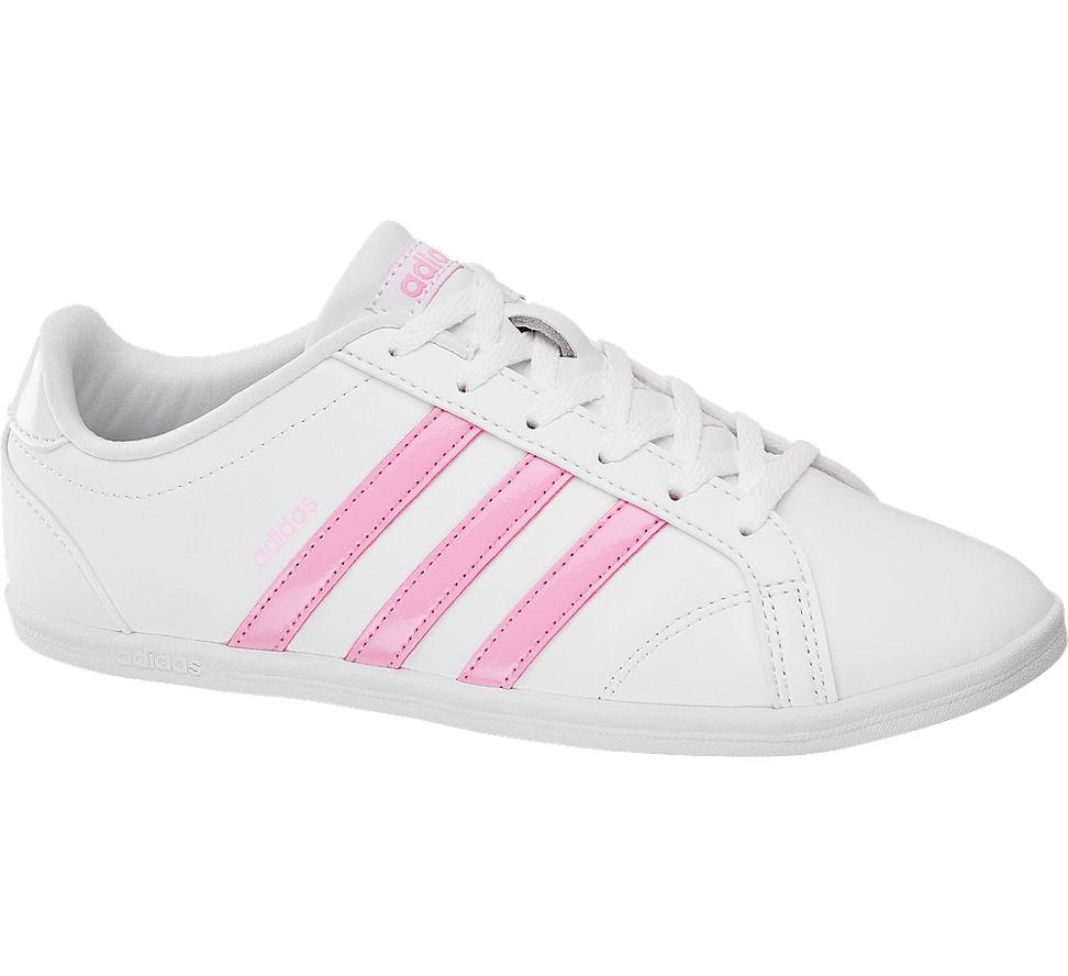 Details Sneaker Coneo Adidas Damen Zu Weiß Qt Neu XOPZukiT