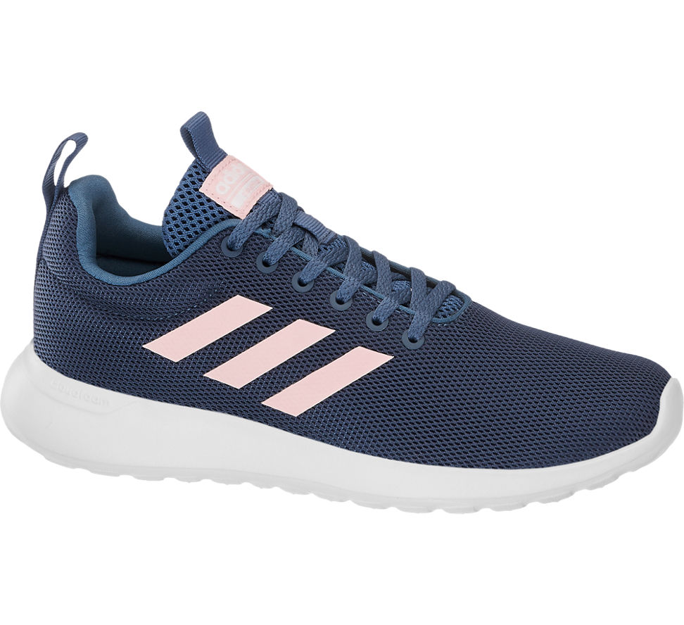 zu Damen CLN RACER Neu dunkelblau Sneaker Details LITE Adidas c34LRqAj5