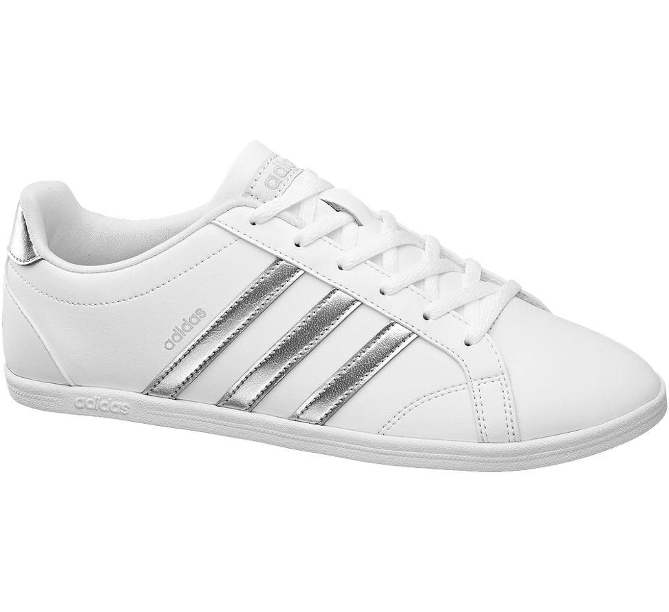 Details zu Adidas Damen Sneaker Coneo QT weiß Neu