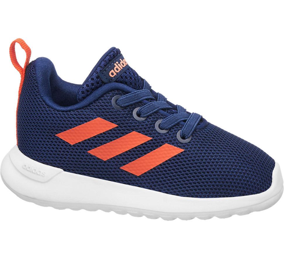 fcf130ed38ab31 Adidas Jungen Sneaker Lite Racer CLN blau Neu