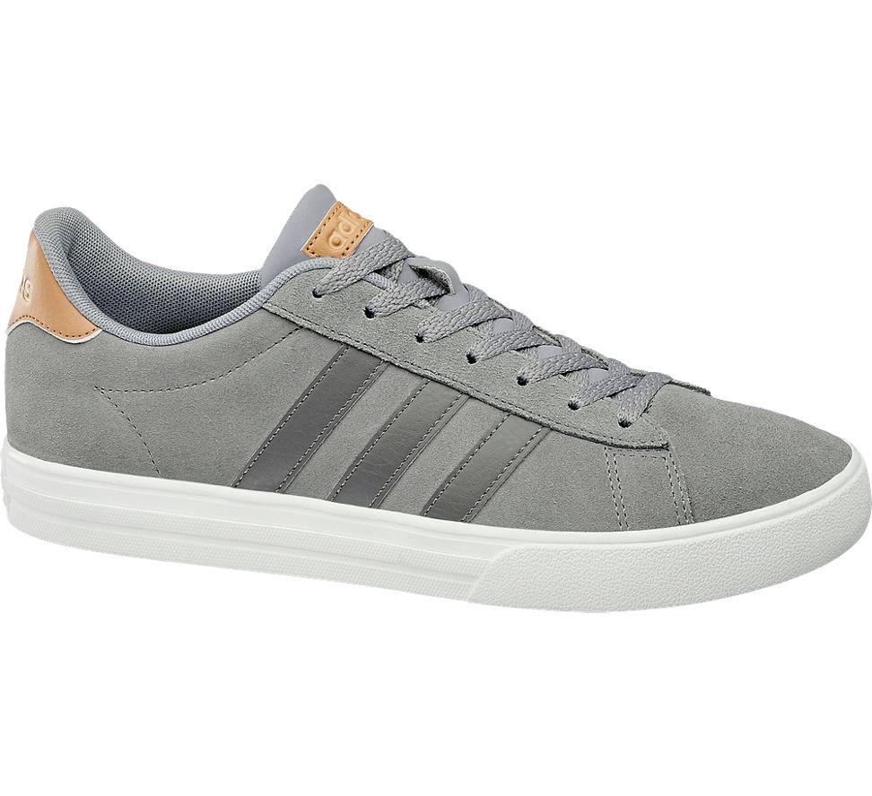 Details zu Adidas Herren Sneaker DAILY 2.0 grau Neu